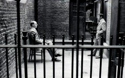 Linda McCartney, 'Gilbert & George, London', 1985