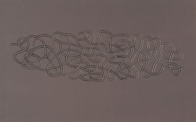 Anni Albers, 'Enmeshed II', 1963