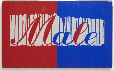 Albert Mertz, 'Untitled', 1981