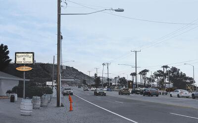 Darren Reid, 'Pacific Coast Highway', 2021