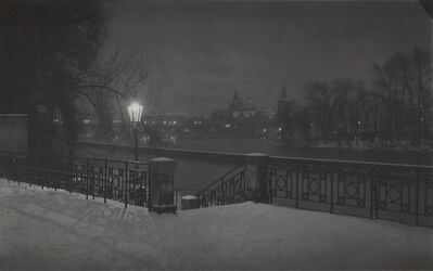 Josef Sudek, 'Untitled (Prague)', ca. 1950