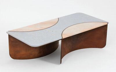 Kin & Company, 'Crescent Table', 2017