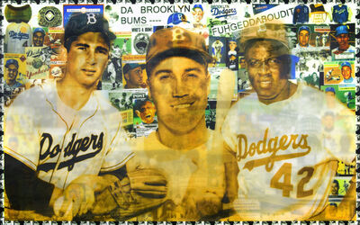 DJ Leon, 'Dodgers Da Brooklyn Bums  ', 2014