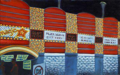 Jane Dickson, 'Slot Club', 2011