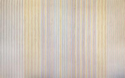 Gene Davis, 'Renoir's Curtain', 1977