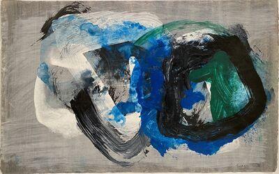 Cleve Gray, 'after Jerusalem', 1976