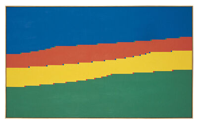 Verena Loewensberg, 'Untitled', 1973