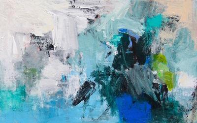 Charlotte Foust, 'Blue Wave', 2019