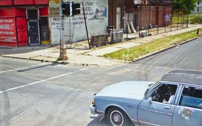 Doug Rickard, '#83.016417, Detroit, MI. 2009', 2010