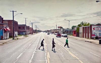 Doug Rickard, '#82.948842, Detroit, MI (2009)', 2010