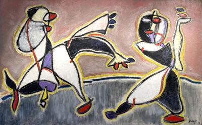 Oswaldo Vigas, 'Juegos de Amor III', 2003