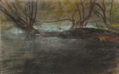 Giulio Aristide Sartorio, 'Pontine swamp'
