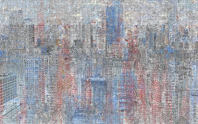 Shuli Sade, 'Grid Cells 1/8', 2015