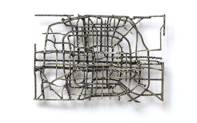 Ayako Kuno, 'CN156 (Beijing)', 2020