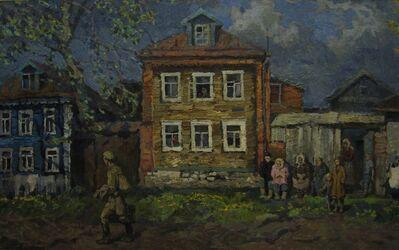 Vladimir Frolovich Stroev, 'Spring of 1945', 1985