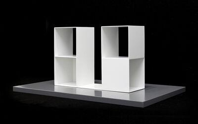 Sol LeWitt, 'Cube', 1979