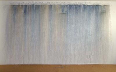 Lesley Dill, 'Fragile Bridge', 2005