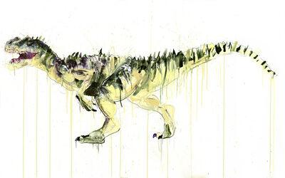Dave White, 'Allosaurus', 2020