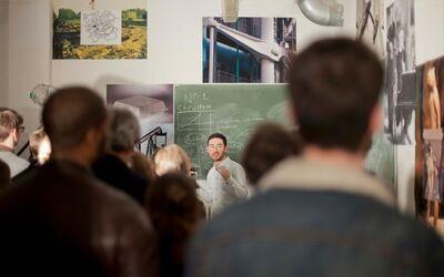 Simon Fujiwara, 'New Pompidou (Performance)', 2014