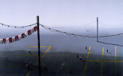 Ali Clift, 'Figures in the Fog'