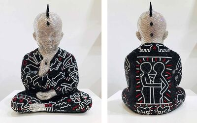 Metis Atash, 'PUNKBUDDHA TOGETHER feat. HARING', 2019