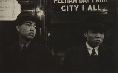 Walker Evans, 'Untitled', 1940-1941