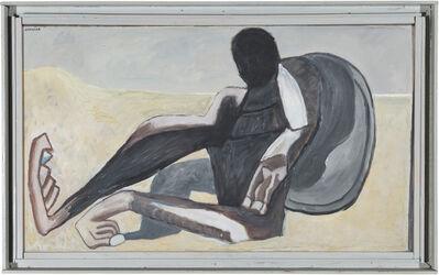 Kurt Hüpfner, 'Kaukerer', ca. 1992