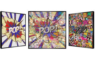Patrick Rubinstein, 'Pop Explosion', 2019