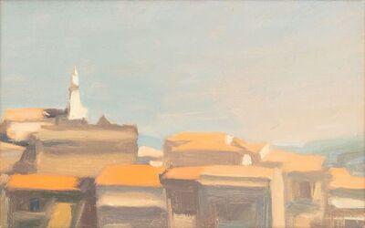 Diana Horowitz, 'Rooftops Ragusa, Morning', 2017