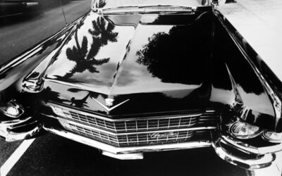 Frank Paulin, 'Cadillac on Worth Avenue, Palm Beach, Florida', 1967