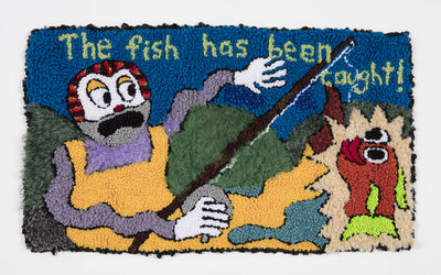 Hannah Epstein, 'The Fish Has Been Caught', 2019