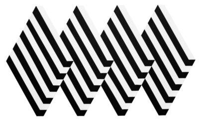 Edgar Guinand, 'Relieve Virtual BLN4'