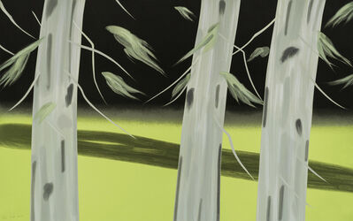 Alex Katz, 'Three Trees', 2018
