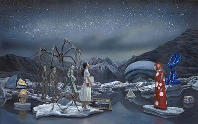 Tamen 他们, 'Starry Sky- Art 艺术星空', 2017