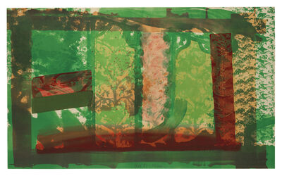 Howard Hodgkin, 'Bleeding', 1981-1982