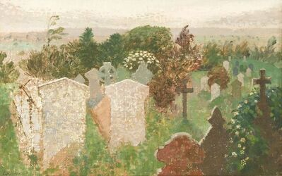 Lionel Bulmer, 'GRAVESTONES'