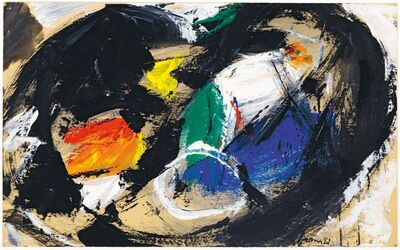 Eugène Brands, 'Palet', 1962