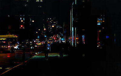 Jeff Cohen, 'Night Colors at East 23rd', 2019