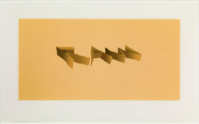 Ed Ruscha, 'Raw', 1971