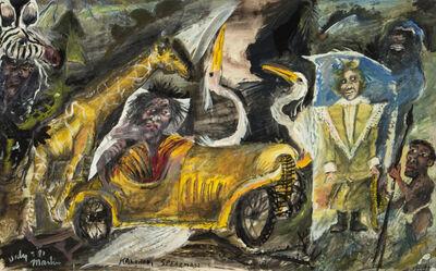 James Martin, 'Kalihair Spearman', 1981