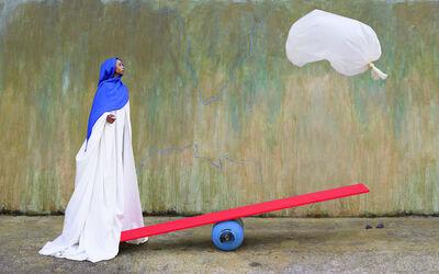 Maïmouna Guerresi, 'Red Balance', 2018