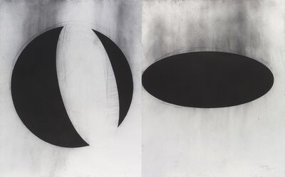 Nigel Hall, 'Drawing 1832 (for MYH) 02.01.2020', 2020