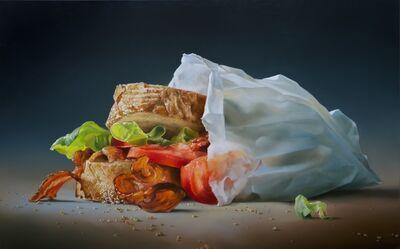 Tjalf Sparnaay, 'BLT Sandwich', 2015
