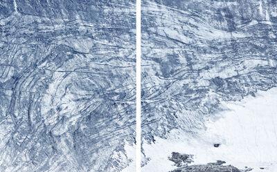 Walter Niedermayr, 'Les Deux Alpes', 2018