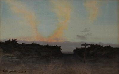 Charles Warren Eaton, 'Twilit Road', ca. 1910