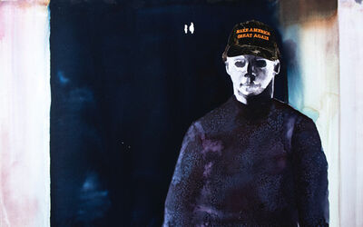 Murray Gaylard, 'Halloween', 2018