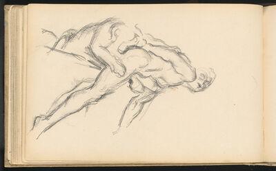 """Paul Cézanne, 'Study of Puget's """"Milo of Crotona""""', 1880/1883"""