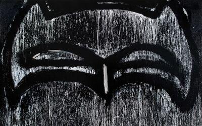 Joyce Pensato, 'XXL Batman', 2015