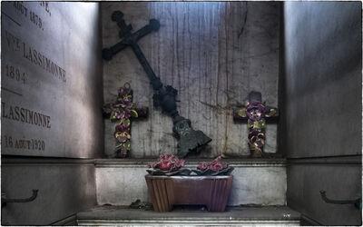 Patricia Beary, 'Forgotten Remembrance (Cimetière Montparnasse, Paris)'