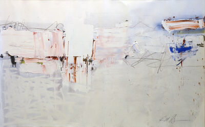 Robert Robinson, 'Winter Whites'